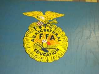 Homer FFA Agriculture Education Logo