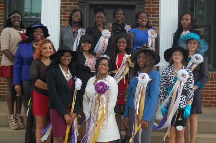 2015 Homecoming Court and Sweethearts