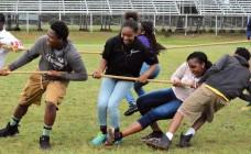 Freshmen Class Tug of War