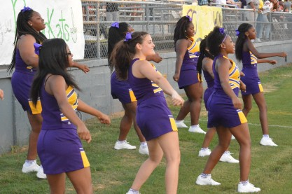 Homer Cheerleaders