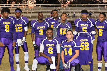 Senior Football Players, 2016