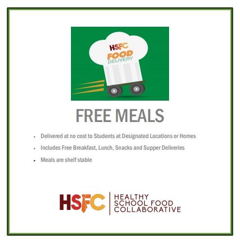 HSFC Meals